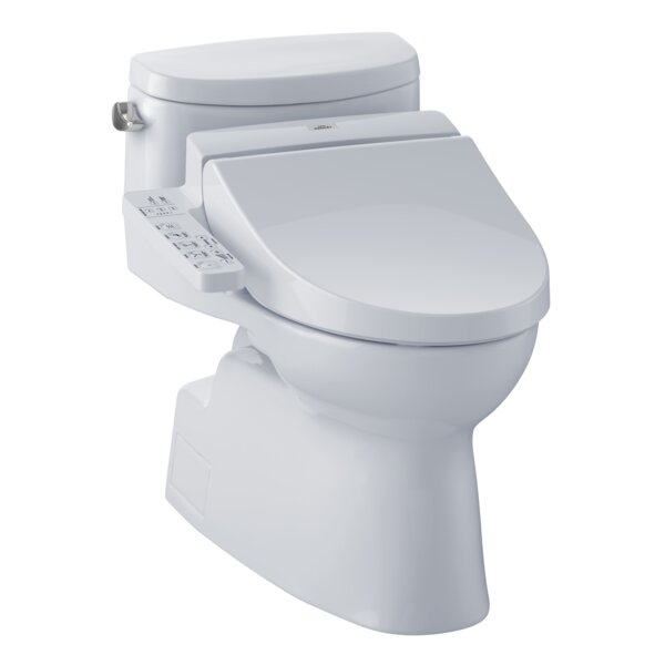 Carolina® II 1.28 GPF Elongated One-Piece Toilet by Toto