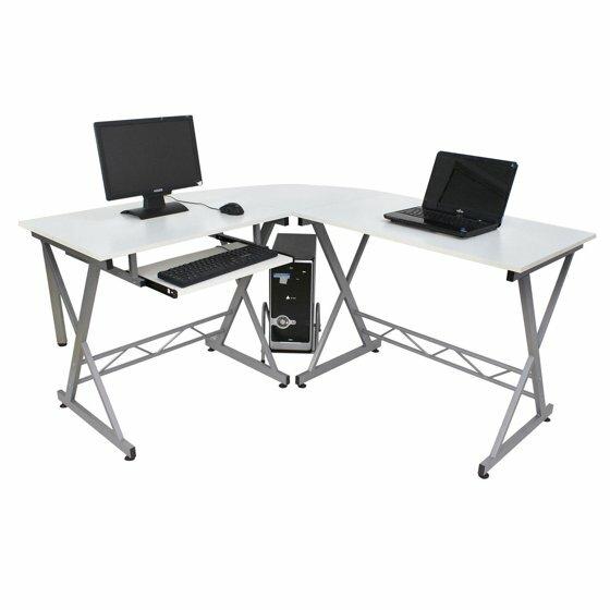 Atalaya 3-Piece L-Shape Corner Computer Desk by Symple Stuff