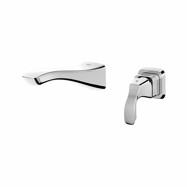 Tesla® Wall Mount Lavatory Faucet by Delta