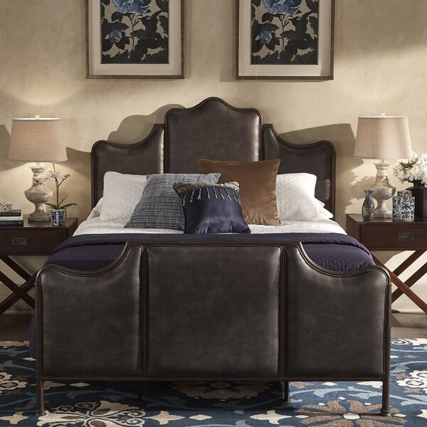 Boxford Queen Standard Bed by Darby Home Co