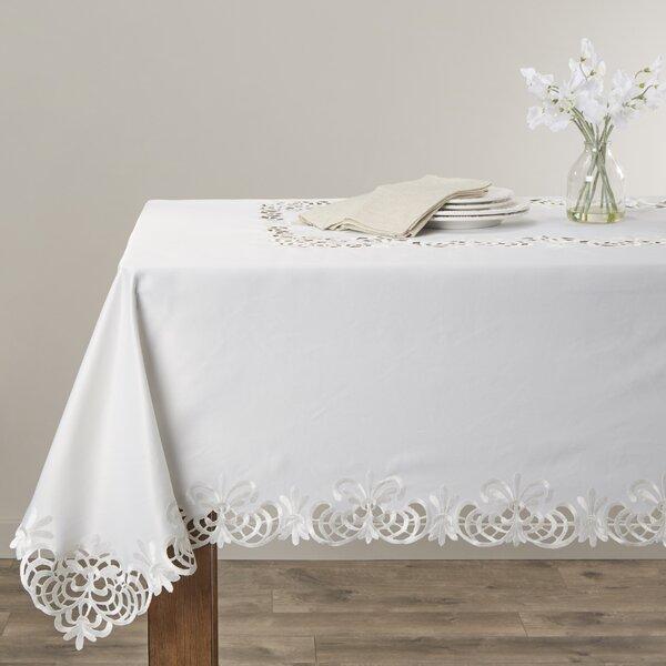 Arabella Tablecloth by Saro