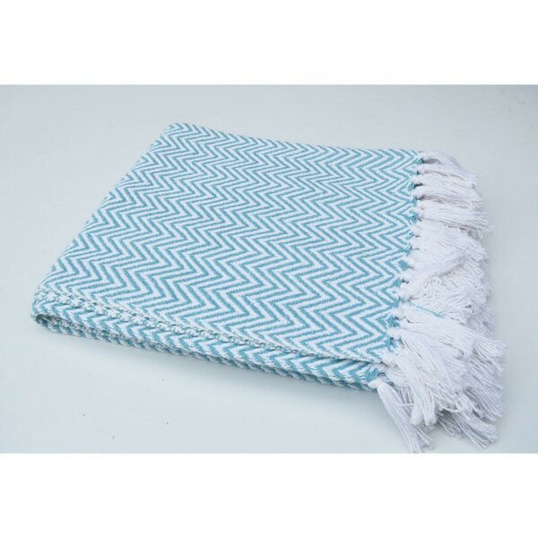 Beachley Cotton Throw by Ivy Bronx