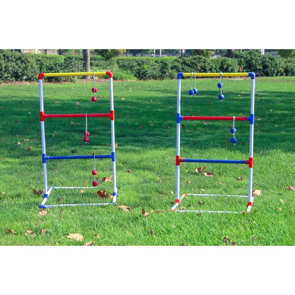 Toss Game Ladder Ball Set by Festival Depot