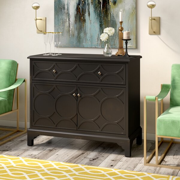 Rothe 1 Drawer 2 Door Hospitality Cabinet by Willa Arlo Interiors