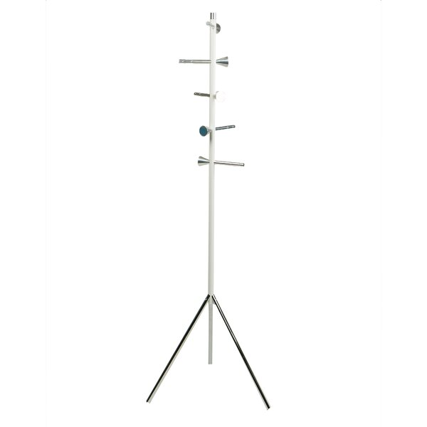Freestanding Hanger Umbrella Coat Rack by Mind Reader