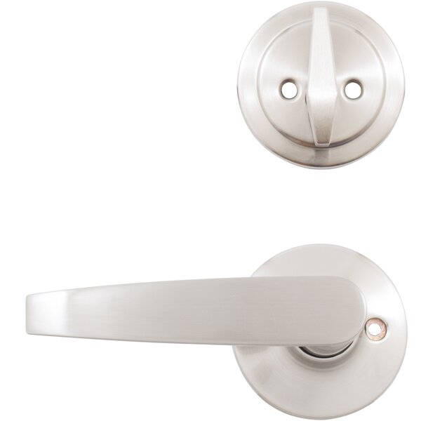 Tucson Dummy Entrance Handleset, Interior Handle Only by Stone Harbor Hardware