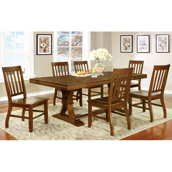 Jared 7 Piece Dining Set by Hokku Designs
