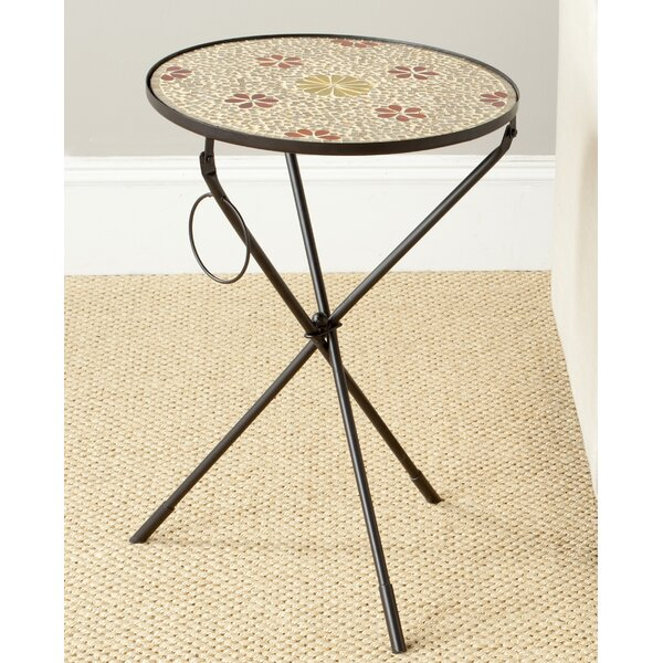 Theron End Table by Bay Isle Home Bay Isle Home