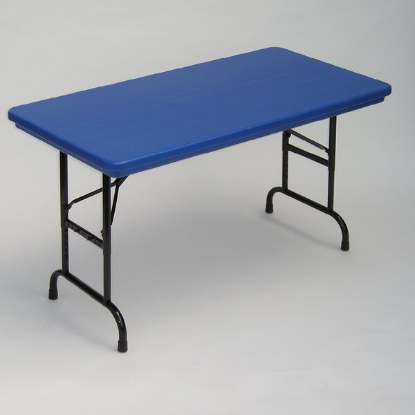 30 Rectangular Folding Table by Correll, Inc.