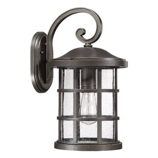 Compare & Buy Autry 1-Light Outdoor Wall Lantern By Red Barrel Studio