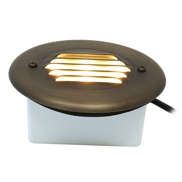 Louvered LED Deck Light by Lightkiwi