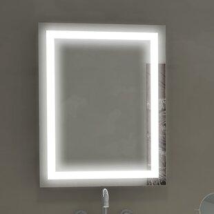 Harmony Illuminated Bathroom / Vanity Mirror ByParis Mirror
