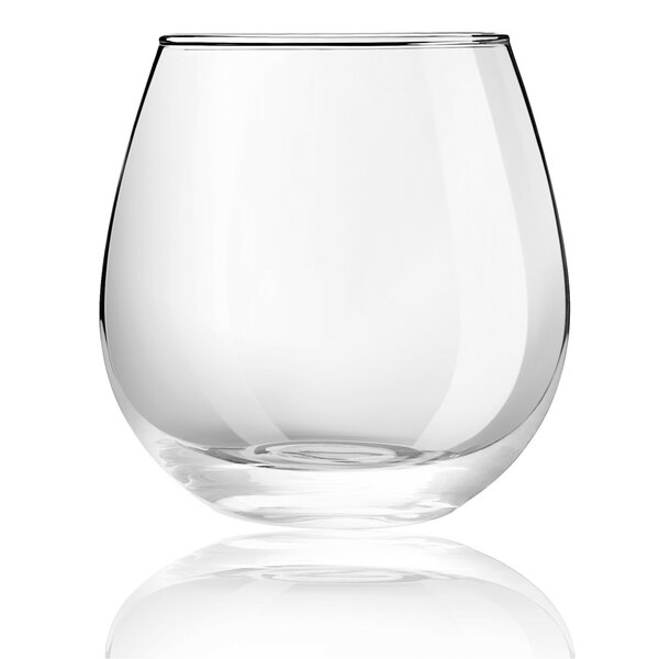 Spirits Glass 15 oz. Red/White Wine Glass (Set of 4) by JoyJolt