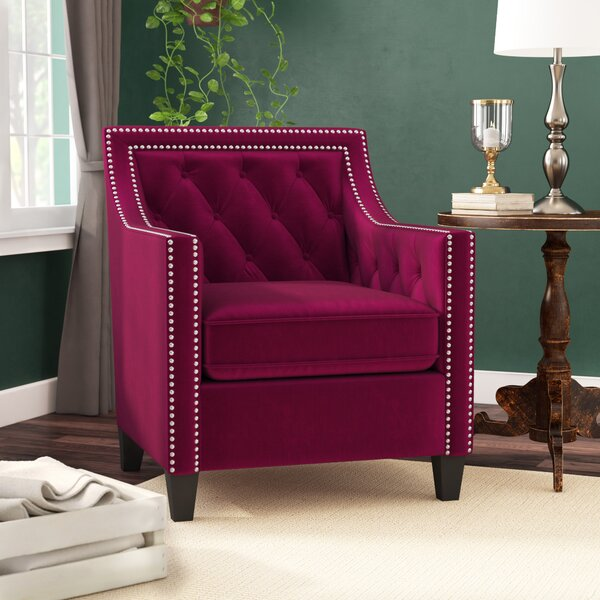Orchid Armchair by Darby Home Co