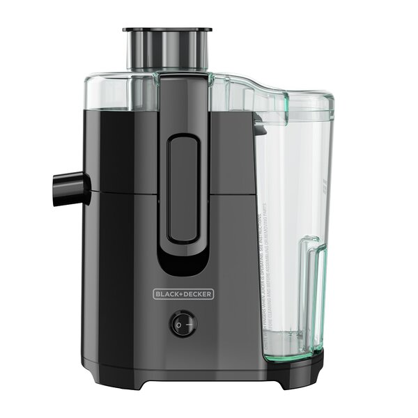 400W Extractor Juicer by Black + Decker