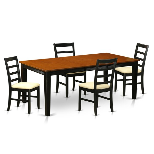 Loraine 5 Piece Dining Set by Red Barrel Studio Red Barrel Studio