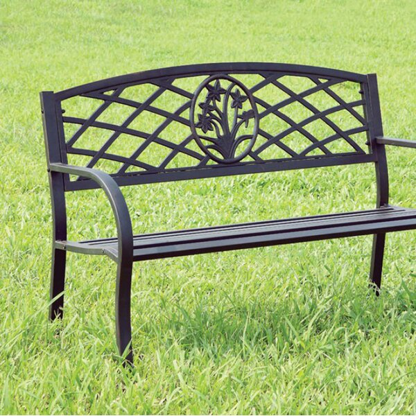 Conesville Park Bench by Winston Porter