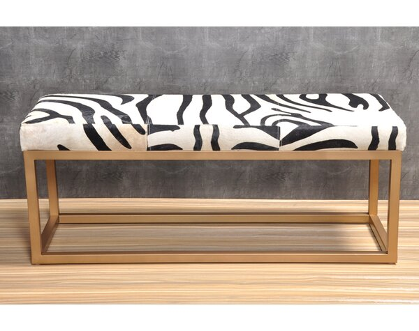 Min Upholstered Bench by Everly Quinn