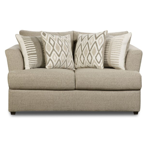 Clayhatchee Loveseat By Darby Home Co