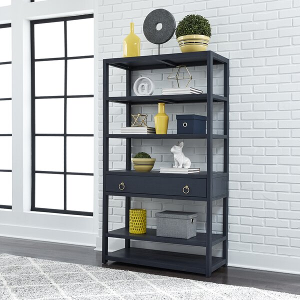 Nagle Etagere Bookcase By Wrought Studio