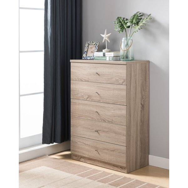 Beech Hill 5 Drawer Dresser by Latitude Run