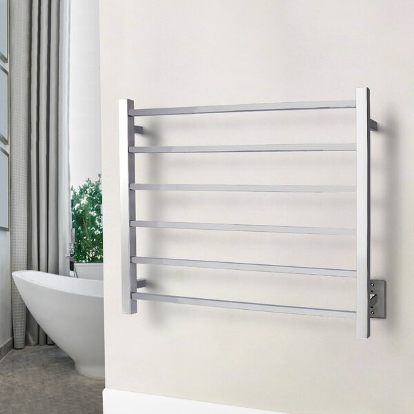Elevate Tahoe Wall Mounted Electric Towel Warmer by WarmlyYours