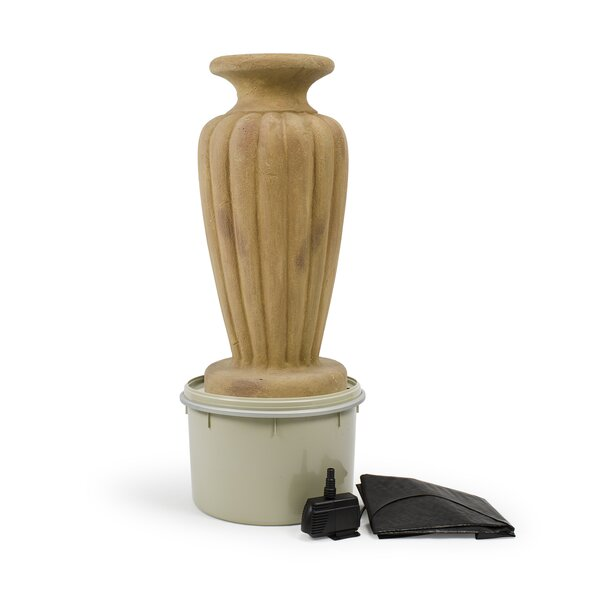 Resin Classic Greek Urn Fountain Kit by Aquascape