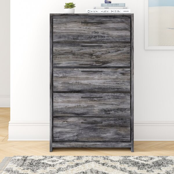 Isa 5 Drawer Chest by Foundstone