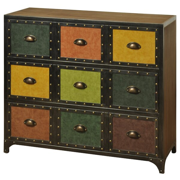 Chico 3 Drawer Accent Chest by 17 Stories