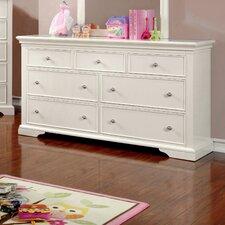 Frances 7 Drawer Dresser by Viv + Rae