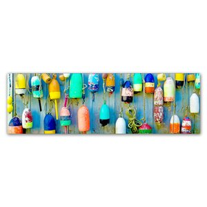 'Floaters' by Preston Photographic Print on Wrapped Canvas by Trademark Fine Art