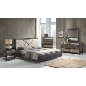 Welker Panel Configurable Bedroom Set by Brayden Studio