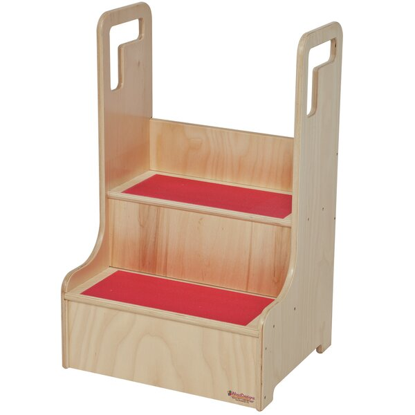 sc 1 st  Wayfair : childrens wooden step stool - islam-shia.org