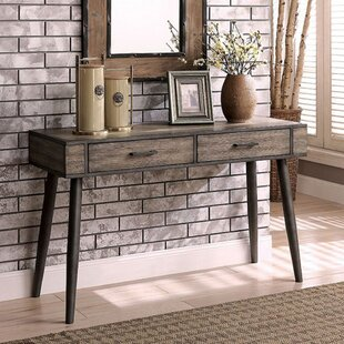 Charli Mid-Cent Console Table