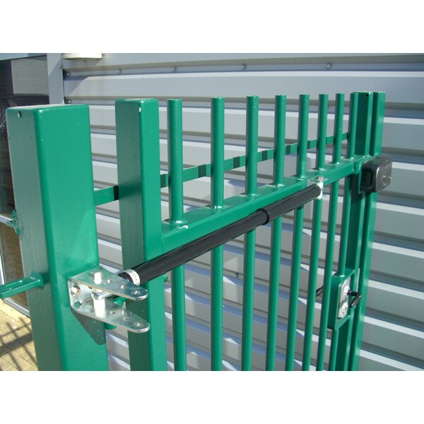 TB450 Adjustable Hydraulic Gate Closer by Lockey USA