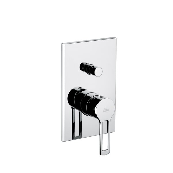 Fonte Ringo Diverter Concealed Valve Trim by WS Bath Collections