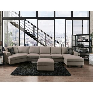 Bucoli Modular Sectional with Ottoman