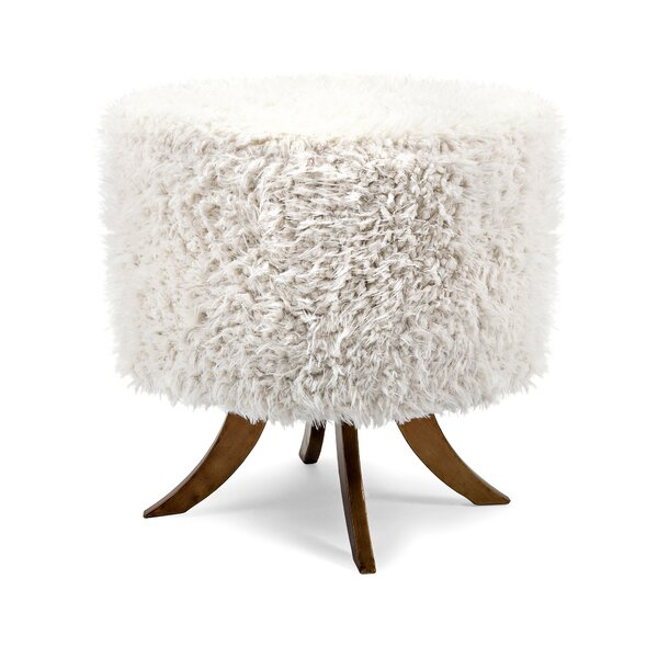 Faning Ottoman By Bungalow Rose