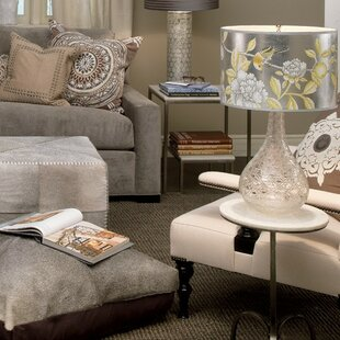 Nathan End Table by Fleur De Lis Living