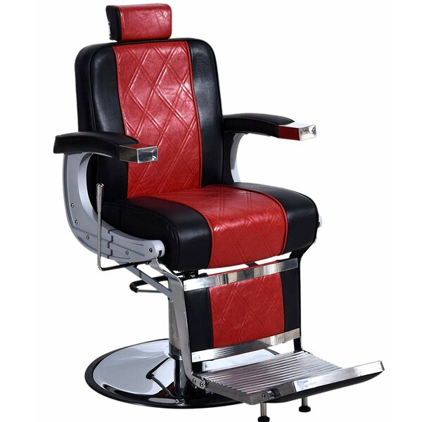 Barber Heavy Duty Reclining Massage Chair By Orren Ellis