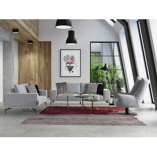 Doerrman 3 Piece Reclining Living Room Set by Orren Ellis