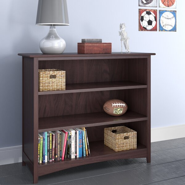 Javin Standard Bookcase by Harriet Bee