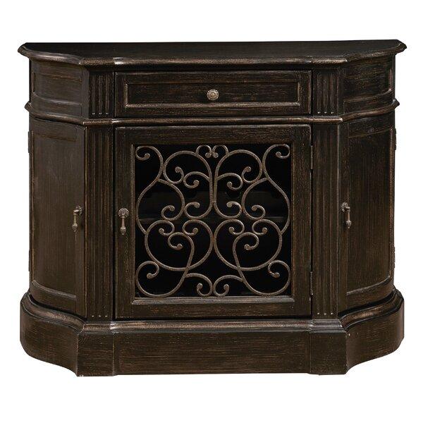 Brinton 1 Drawer Accent Cabinet by Fleur De Lis Living Fleur De Lis Living