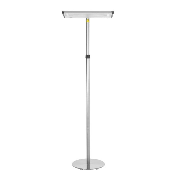 Morrison Dual Head Halogen 1500 Watt Electric Patio Heater by Fire Sense