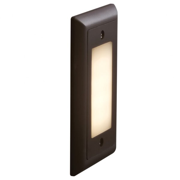 Ledra 1-Light LED Step Light by Bruck Lighting