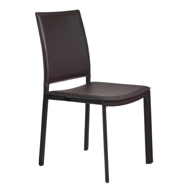 Flatiron Upholstered Dining Chair (Set Of 4) By Latitude Run