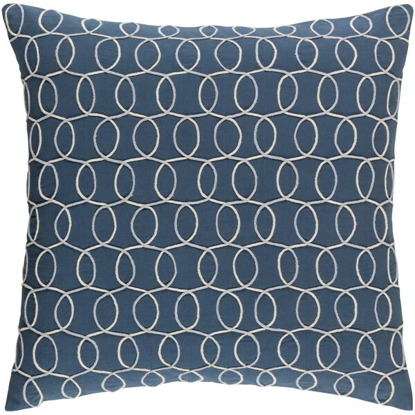 Bold Cotton Pillow Cover by Bobby Berk Home