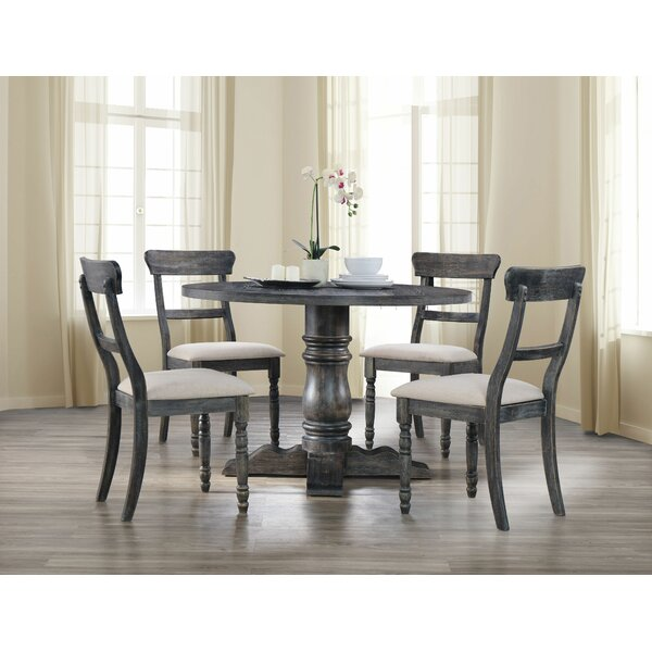 Vinyard 5 Piece Dining Set by Gracie Oaks
