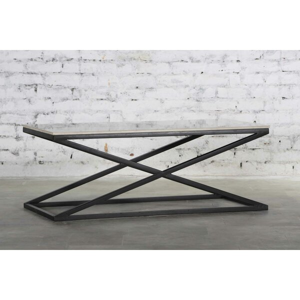 Kaleb Coffee Table by 17 Stories