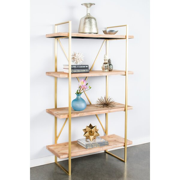 Fee Etagere Bookcase by Wrought Studio